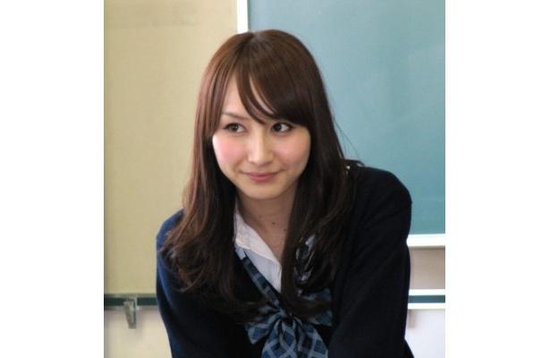 【写真】渕上彩夏(熊本出身)は「最初の収録から皆と仲良くなれて、現場も良い雰囲気で楽しい!」と笑顔がはじける