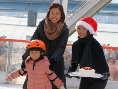 12月18日に32歳になる安藤をケーキでお祝い!