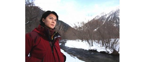'11年6月放送予定の「日本」をリポートする福山雅治は長野の上高地を訪れる