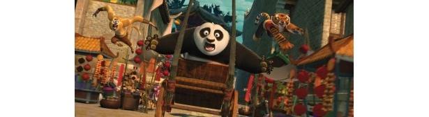 『カンフー・パンダ2』は8月19日(金)よりデジタル3Dにて全国公開