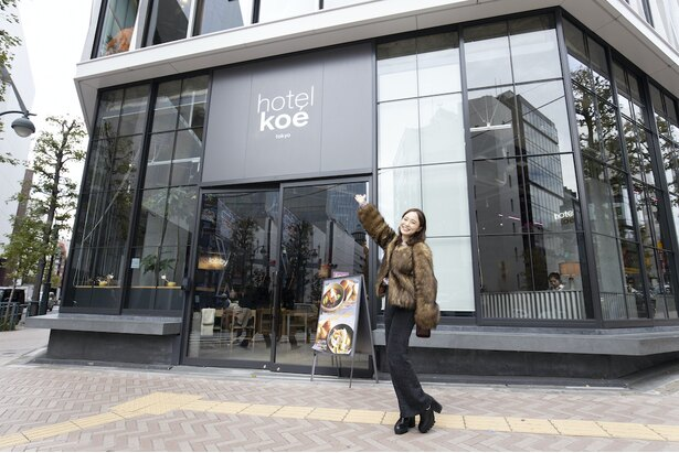 hotel koe tokyoにてバービーをテーマにしたポップアップショップ「Girl Power」を開催中