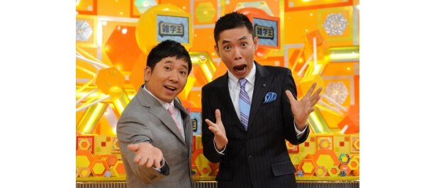 【写真】司会の爆笑問題。太田光の暴走っぷりも見どころ!?
