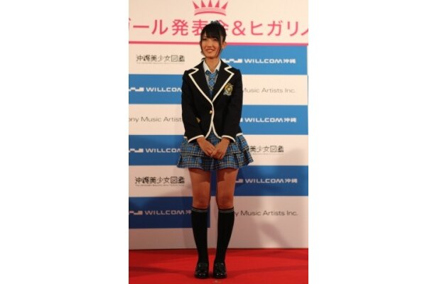 【写真】ミニスカの制服姿がキラリ!イベントの様子をチェック