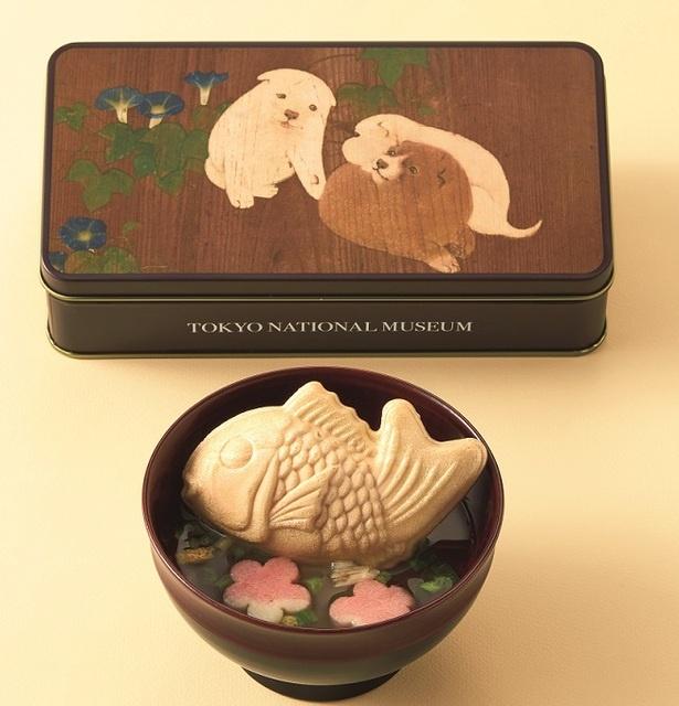東京国立博物館 限定ギフト<久右衛門>「鯛最中のお吸い物」はWEB限定商品