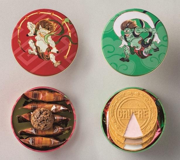 東京国立博物館 限定ギフト<上野凮月堂>「菓子詰合せ」はWEB限定商品