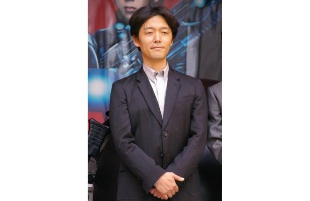『GANTZ』前編・後編のメガホンを取った佐藤信介監督