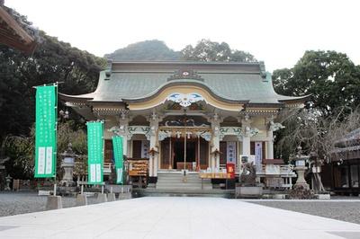 武雄神社 / 日本有数のパワースポットでもある
