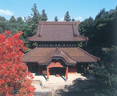 多久聖廟 / 多久聖廟は国指定重要文化財