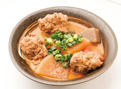 二代目踊る肉だんご / 踊る肉だんごの赤味噌煮(3個)