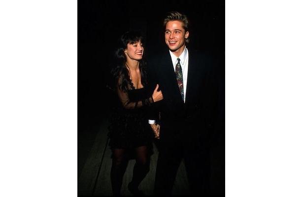 元女優のジル・ショーレン(左)とは婚約までしていたが破局。そのエピソードもまた悲しい