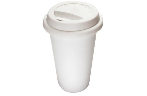 デザイナー James Burgess作 「I Am Not A Paper Cup」ホワイト