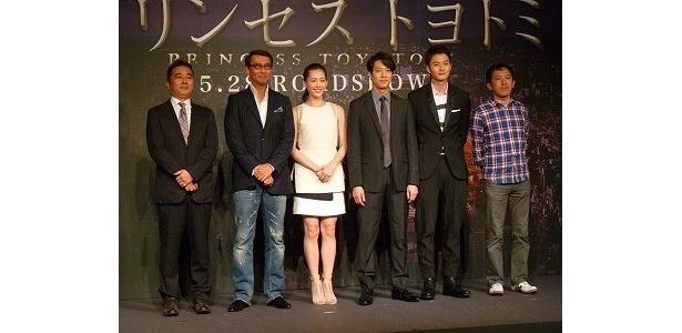 『プリンセス トヨトミ』は5月28日(土)より全国公開