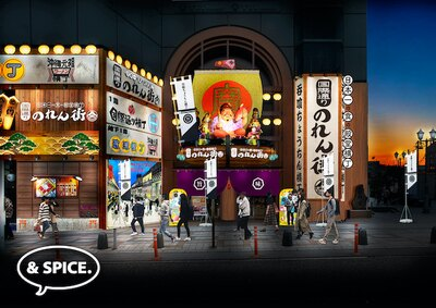 「来たくなる」店舗が30店舗以上展開!