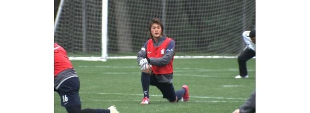 李選手は「あんなきれいなゴールは一生取れない」とサッカー・アジアカップ決勝戦のゴールを振り返る