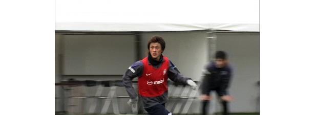 李選手の練習に密着し戦いの軌跡に迫る