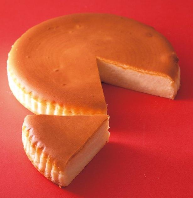 御用邸あっぷるチーズケーキ(1343円)/チーズガーデン 阪急うめだ本店