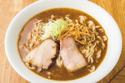 注文後に麺を打つスタイルにスープも改良。あくなき挑戦に人気の秘密を見た