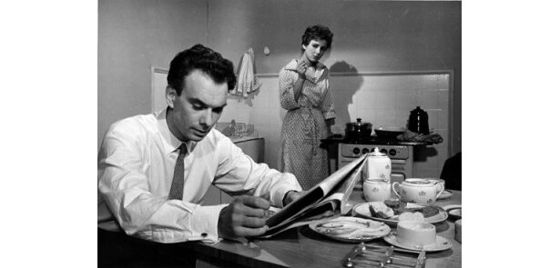 核実験に青春を捧げた3人の男女の物語『一年の九日』(61)
