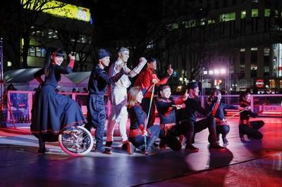 マッスルミュージカル元メンバーと各界を代表するパフォーマーが集結した「ハッスル★マッスル」※画像はイメージ