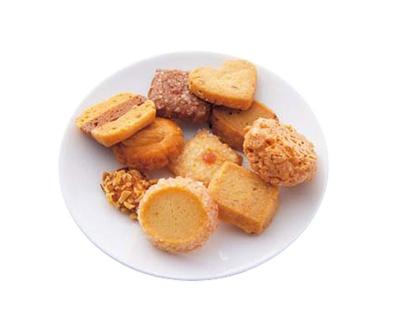 ミックスクッキー2袋入り(1200円)/フロインドリーブ