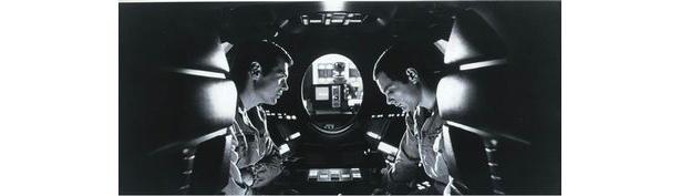 第4位にはスタンリー・キューブリック監督『2001年宇宙の旅』