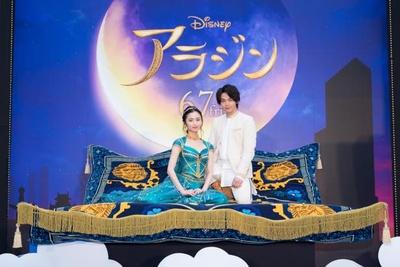 日本版『アラジン』の人気楽曲を楽しむスペシャルプログラム