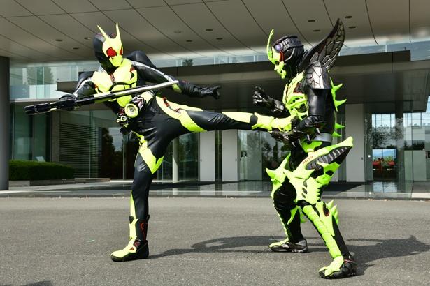 令和ライダー第1号、仮面ライダーゼロワンが悪と戦う!