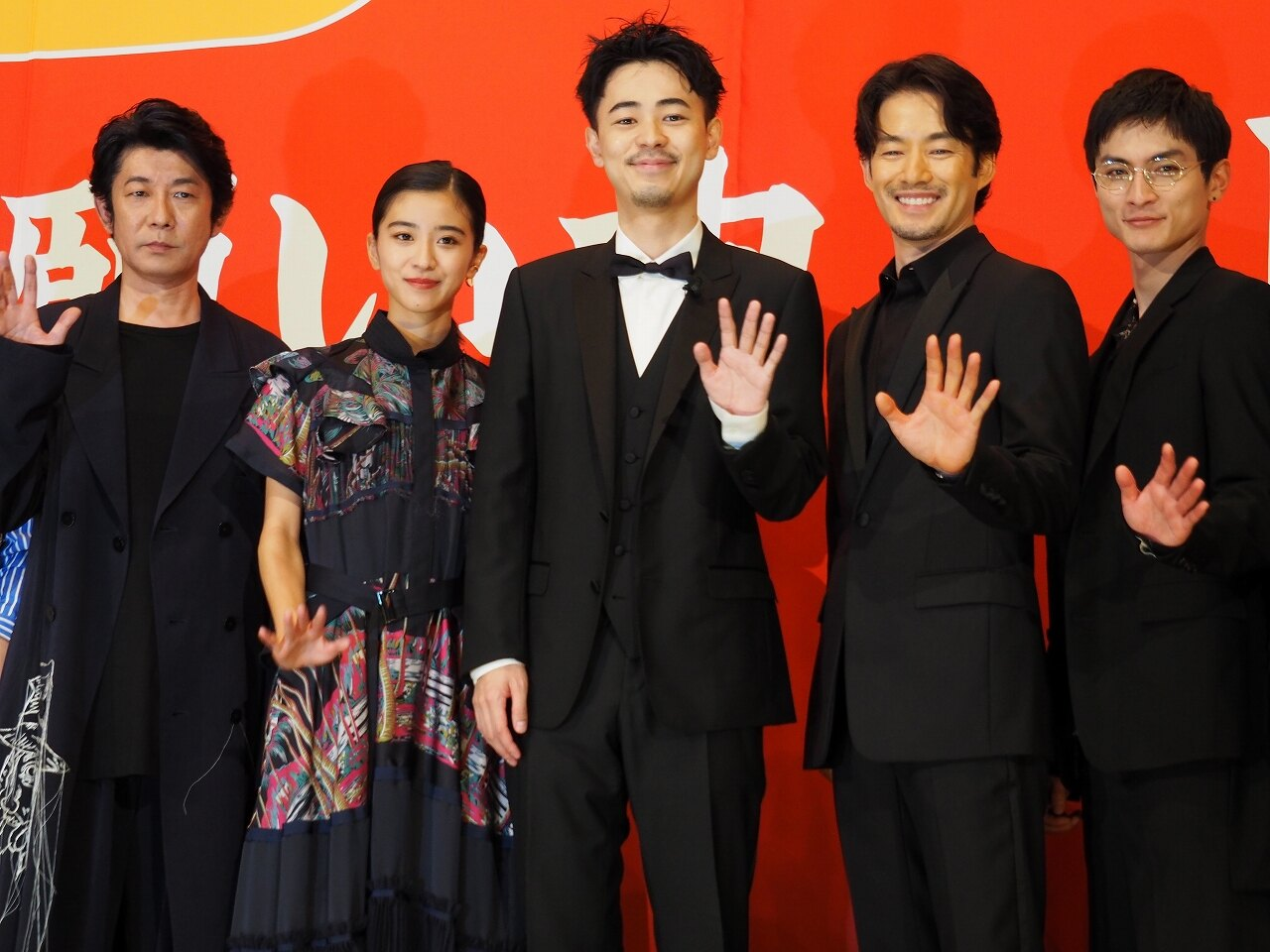 映画『カツベン!』公開記念舞台挨拶が開催!