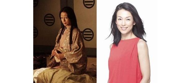 鈴木保奈美は甲斐姫の母で忍城当主・成田氏長の妻・珠を演じる。実に11年ぶりの映画出演となる