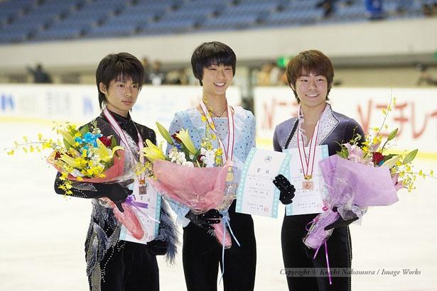 名古屋での全日本ジュニアで初優勝を遂げた