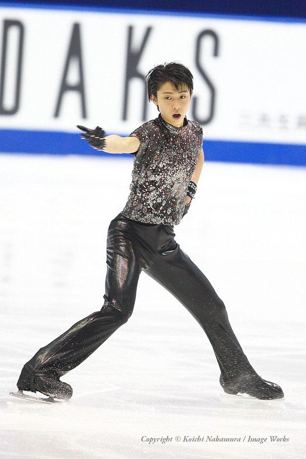 2009年全日本選手権での演技