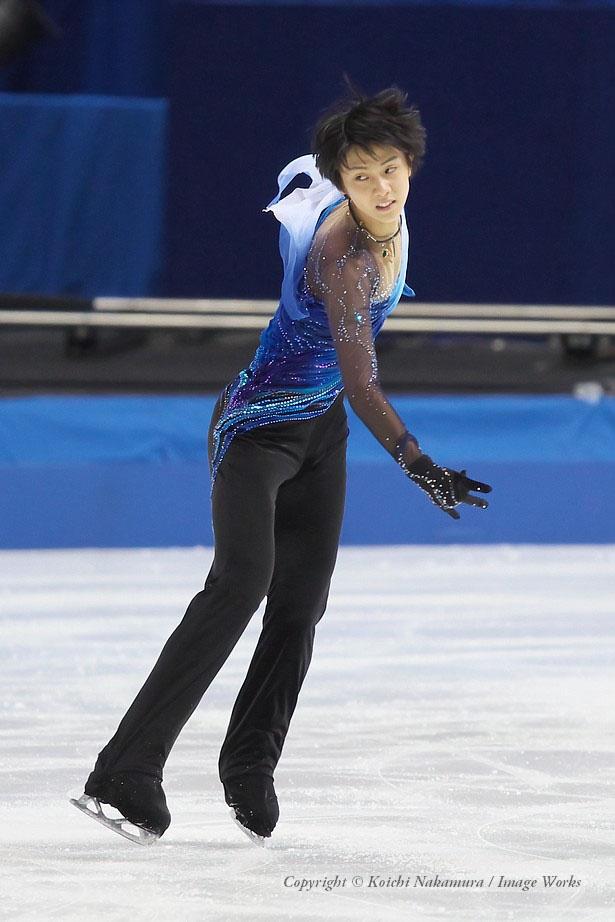 2011年全日本選手権での演技