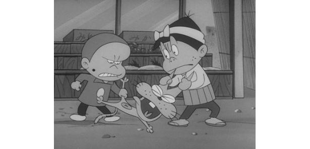 『もーれつア太郎』は東映まんがまつりで上映された劇場版を収録
