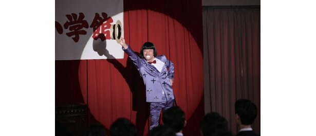 こちらは『これでいいのだ!! 映画★赤塚不二夫』の1シーン