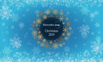 クリスマスシーズンを彩る「Mercedes me Christmas 2019」が開催中