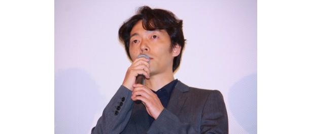 『GANTZ』前・後編のメガホンを取った佐藤信介監督