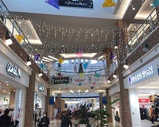 屋内型イルミネーション「モレラ光のストリート2019-2020」が岐阜県で開催中