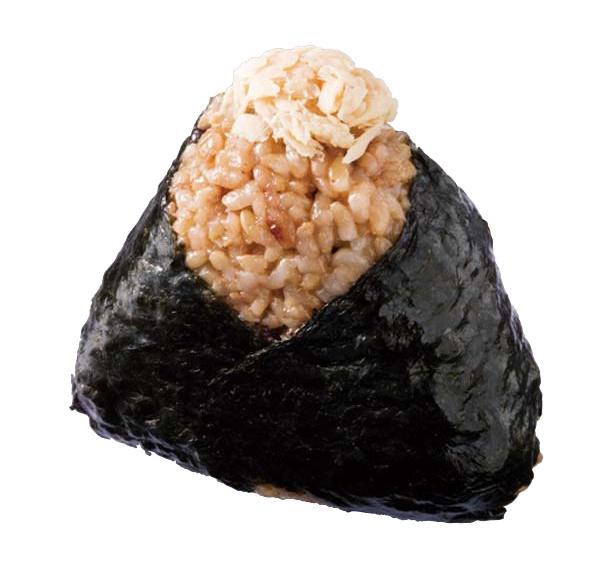 「寝かせ玄米と日本のいいもの いろは」のしゃけ(231円)/大丸心斎橋店