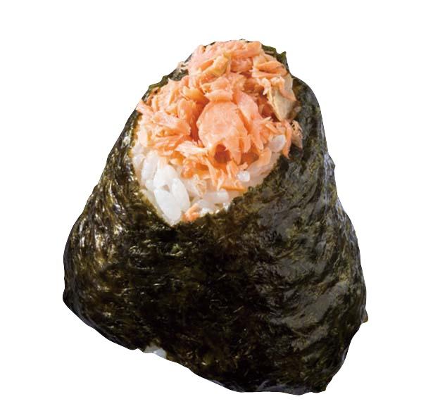「越後屋甚兵衛」の紅鮭(230円)/阪神梅田本店