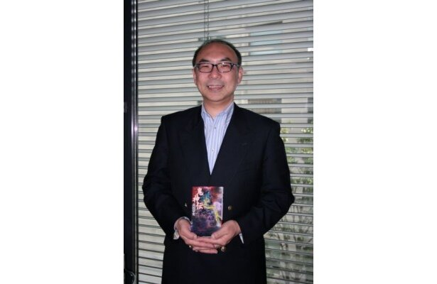 「映画を見て、歴史について色々考えてみてほしいですね」と語る原作者の高田崇史