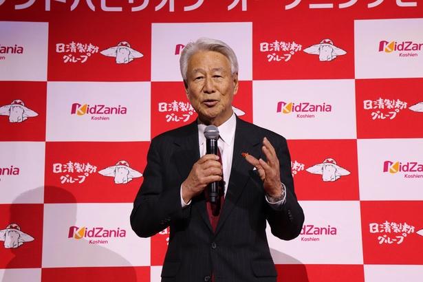 KCJ GROUP株式会社 住谷栄之資代表取締役社長 兼 CEO