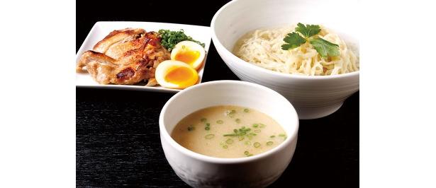 つけ麺 鶏白湯