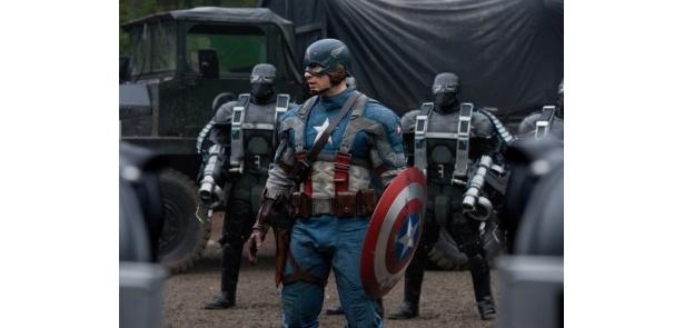 【写真】『キャプテン・アメリカ ザ・ファースト・アベンジャー』は10月より全国公開