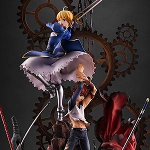「Fate/stay night 15周年記念フィギュア -軌跡-」全貌解禁!2020年4月12日までANIPLEX+で予約受付中