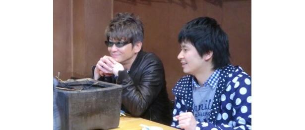 【写真】哀川翔らは築地で初カツオのわら焼きを体験!