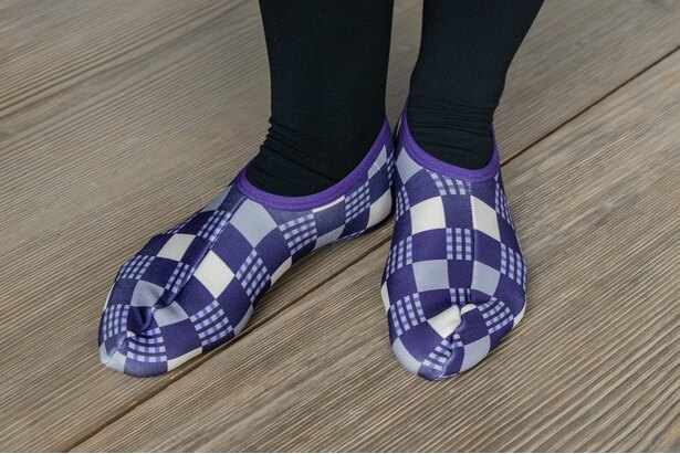 「そうだ 京都、行こう。」オリジナル足袋で足元あったかに
