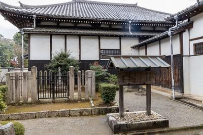 後醍醐天皇が第2皇子・世良親王の墓碑。宮内庁が今でも管理をしているという