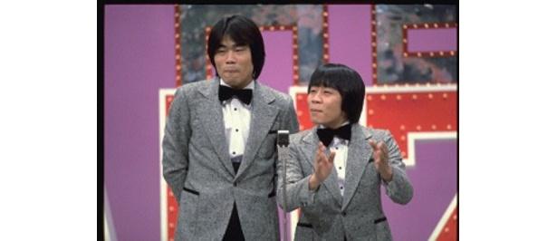 """関西お笑い界の重鎮、オール阪神・巨人も""""THE MANZAI""""を経ている"""