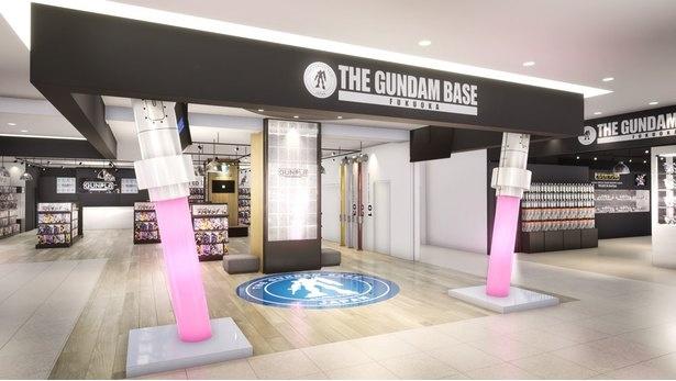 【写真を見る】キャナルシティ博多のTHE GUNDAM BASE FUKUOKAでは、ガンプラ福袋限定300 個を販売!