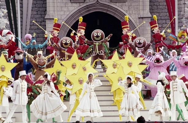 1984年東京ディズニーランド『クリスマス・ファンタジー』